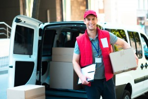 Commercial Vehicle Insurance for Couriers Texas