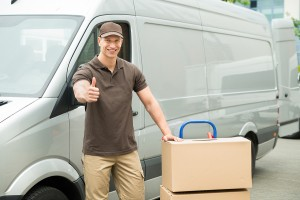 Commercial Vehicle Insurance for Couriers Dallas TX